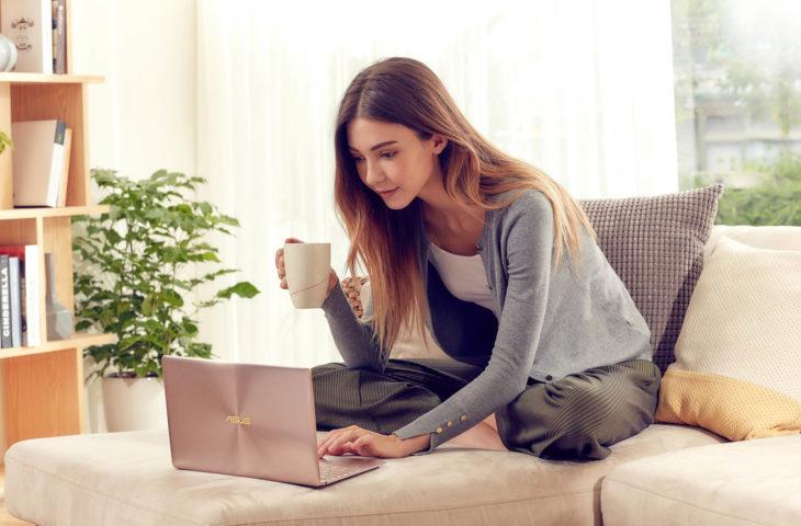 ASUS Zenbook dizüstü bilgisayar