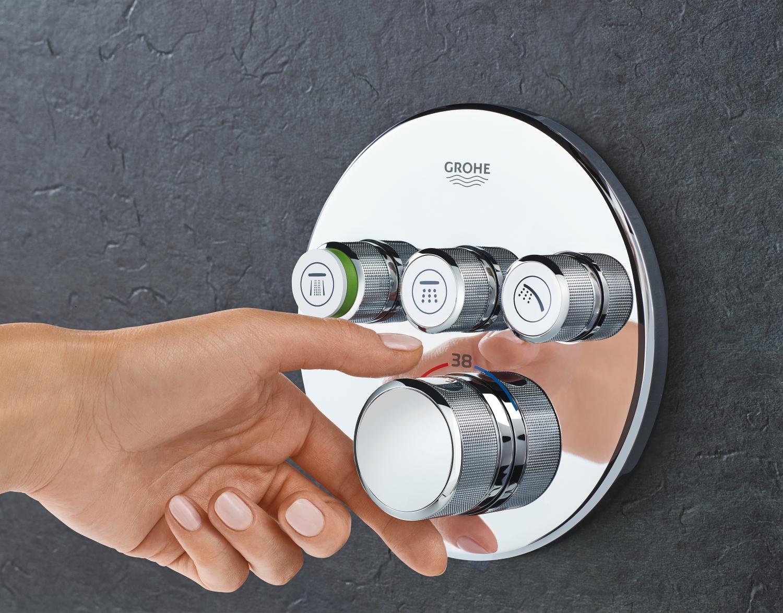 GROHE SmartControl akıllı duş