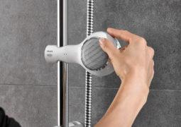 Grohe duşta müzik keyfi