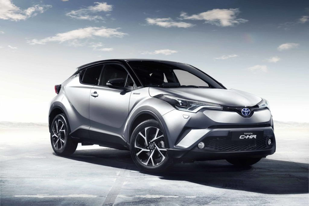Toyota C-HR Review | Auto Express