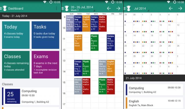 my study life mobil app