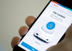 Akıllı telefonlarınız otomobil anahtarına dönüşüyor