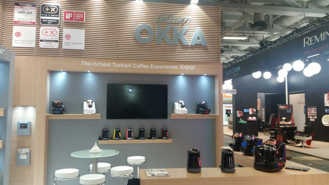 IFA OKKA'lı Türk kahvesi ARZUM