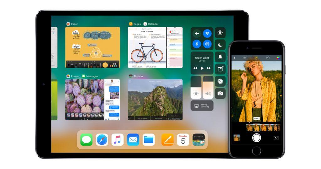 iOS 11 özelliği