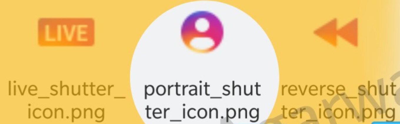 Instagram portre modu